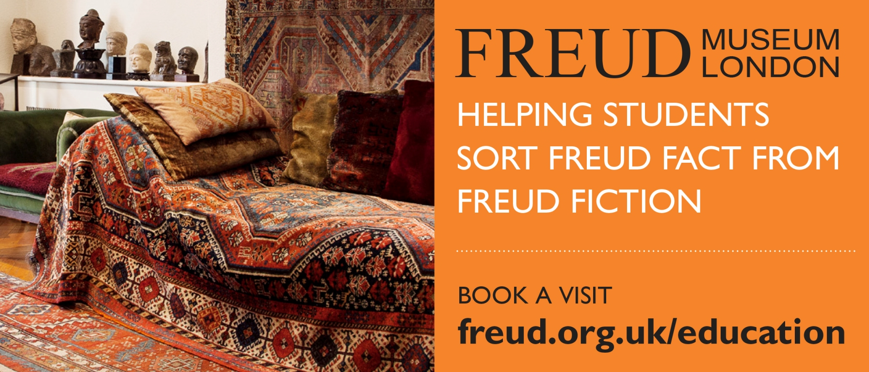 Freud Museum, London